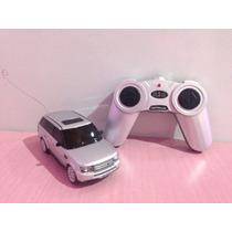 Carrinho Controle Remoto Land Range Rover Sport Licenciada