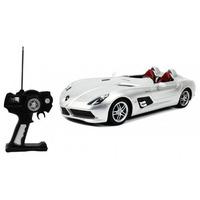 Carro De Controle Mercedes Benz Slr Mclaren Z199 R/c