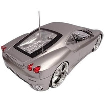 Ferrari Controle Remoto Acende Farol Led 7 Funções Barato
