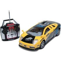 Brinquedo Carrinho Controle Remoto Carro R/c Torque Racer