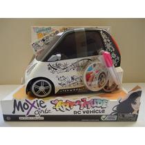 Carrinho Controle Remoto Importado Moxie Girlz Cabe 2 Boneca