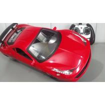 Carrinho Ferrari De Controle Remoto