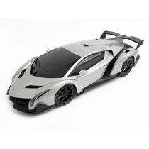 Carrinho Controle Remoto Lamborghini Veneno 7 Funções 1/12