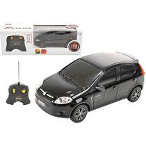 Fiat Novo Palio Controle Remoto 1:18 Cks Preto