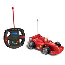 Meu Primeiro Carrinho De Controle Remoto - Ferrari Lexibook