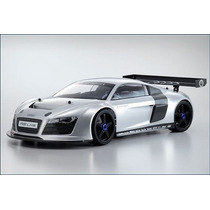 Automodelo Brushless Kyosho Inferno Gt2 Ve Audi R8 1/8 Compl