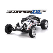 Automodelo Kyosho Scorpion Xxl Ve Black 1/7 2.4ghz Modo Baja