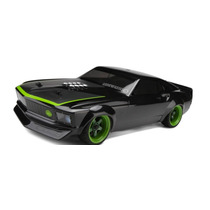 Carro Hpi Sprint 2 Mustang 1969 Drift 1/10 2.4ghz Rtr 109299