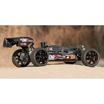 Carro Hpi Buggy D8s Nitro 1/8 2.4ghz 106116 Combutao