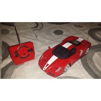 Carrinho Ferrari Enzo Controle Remoto Baixou Preço Hoje