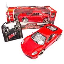 Carrinho De Controle Remoto Ferrari Frete Grátis F-430