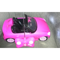 Carrinho De Controle Remoto Da Barbie Barato