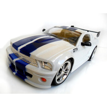 Carrinho Controle Remoto Mustang Cobra 31cm Recarrgável