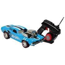 Hotwheels Carrinho De Controle Remoto -rodger Dodger-candide