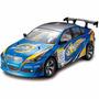Carrinho De Controle Remoto Racing Masters Azul / Buba 0931
