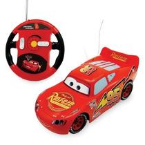 Relâmpago Mcqueen Carros Controle Remoto Série Campeão Disne