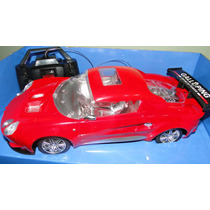 Carro De Controle Remoto Supremus Race C/ 7 Funções Estrela