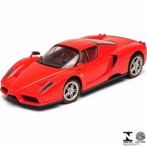 Carrinho Controle Enzo Ferrari Interactive Bluetooth - Dtc