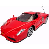 Carrinho Ferrari Enzo Controle Remoto Neon Compre Ofertão