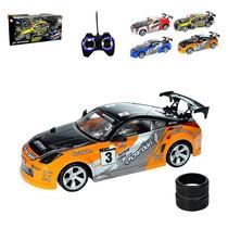 Carro Drift Cr Com 04 Trocas De Pneus