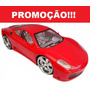 Carrinho Controle Remoto Light System Perfect Ferrari 27mhz