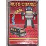 Auto Change - Robo Van - Transformers - Funciona A Pilha