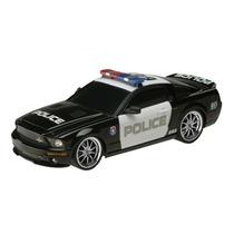 Carrinho Controleremoto Ford Gt500 Police 1:18 Mania Virtual