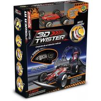 3d Twister Brinquedo Carro Controle Remoto Radical Promoção