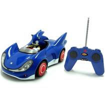 Carrinho De Controle Remoto - Sonic & Sega All-stars Racing