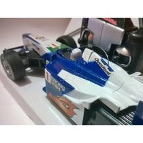 Carrinho De Corrida Controle Remoto Carro F1 Deluxe Bc Ecoop