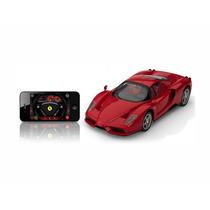 Carrinho Carro Contole Remoto Enzo Ferrari Bluetooth Iphone