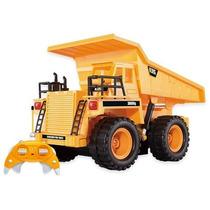 Caminhão Caçamba Construforce C/ Controle Remoto Munditoys