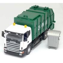Caminhão De Lixo Pronta Entrega