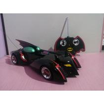 Batmóvel Carrinho Carro Controle Remoto Batman Candide