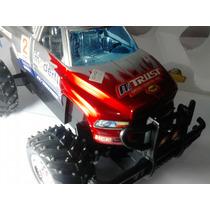 Carrinho Controle Remoto Top Speed Pickup 27cm Vermelh Ecoop