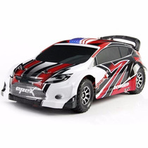 Carro Wltoys Vortex A949 1/18 2.4ghz Automodelo Rally Red Rc