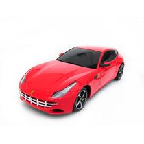 Carrinho Controle Remoto Ferrari Ff 7 Funções 1/24
