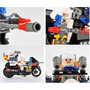 Moto De Controle Remoto Lego Diversos Acessórios Duravel
