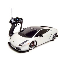 Carro De Controle Remoto Lamborghini Gallardo 1:10 - Maisto