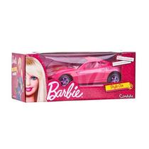 Carro Barbie Candide Controle Remoto Nota Fiscal
