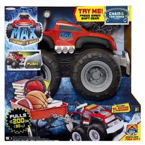 Carrinho Max Tow Truck- Puxa Até 70 Kg - Dtc