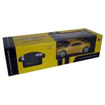 Carro Cks Com Controle Remoto Camaro Amarelo