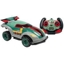 Carro De Controle Combat Car Star Wars Boba Fett - Candide