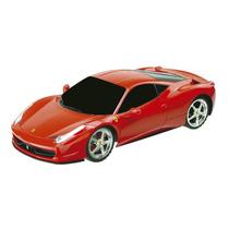 Carrinho De Controle Remoto Ferrari 458 Italia Multikids