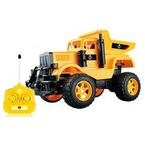 Truck Caminhão Construforce Com Controle Remoto Munditoys