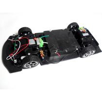 Chassi Carrinho Controle Remoto Projetos Arduino Robótica