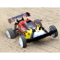 Carro Controle Elétrico Buggy Ct-summit Off Road 2.4ghz
