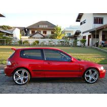 Civic Vti Turbo