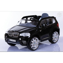 Mini Carro Elétrico Infantil Bmw X5 Jessica Brinquedos