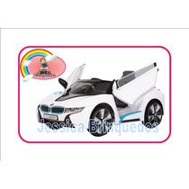 Mini Bmw Elétrico Infantil I8 Concept Br Jessica Brinquedos